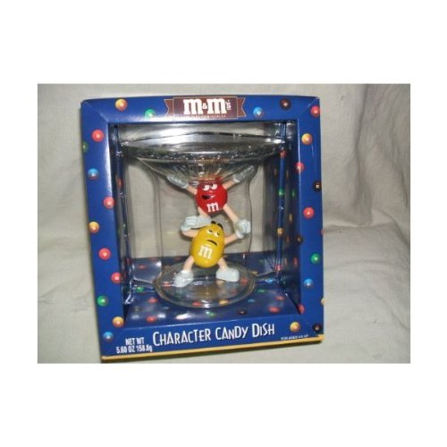 M&M's Character Candy Dish for sale  Delivered anywhere in USA