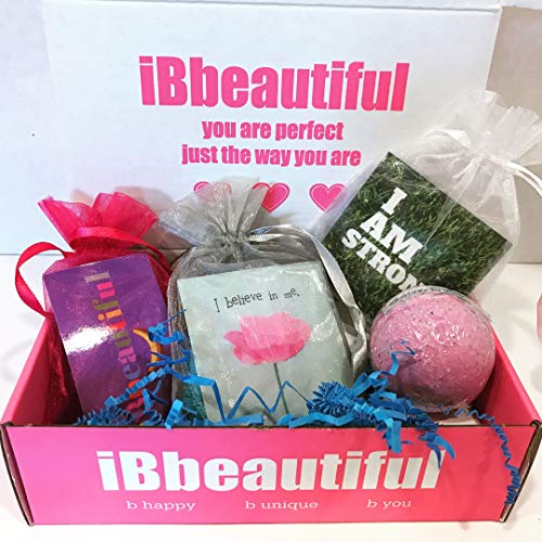 iBbeautiful Box for Tween Girls, Ages 7-12