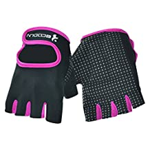 YF-36 Men & Women Weight Lifting Gloves With Non-Slip Silicone Palms Provide Support For Gym, Workout, Crossfit, Fitness, Kettlebell, Yoga, WOD, Cross Training