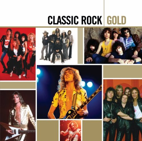 Gold: Classic Rock [2 CD] (And 70s Roll Rock)
