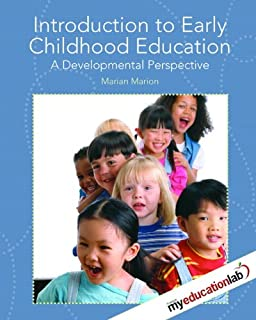 Amazoncom Introduction To Early Childhood Education Whats New In