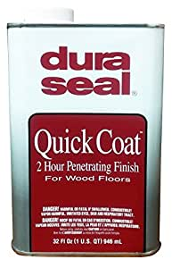 Duraseal Quick Coat- True Black