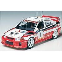 1/24 Mitsubishi Lancer Evo V WRC TAM24203 de Tamiya