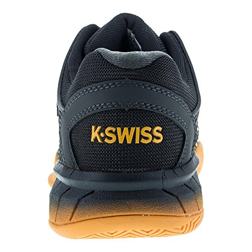 K-swiss Mens Hypercourt Express Nero / Arancione