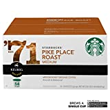 Starbucks Coffee Pike Place (54 K-Cups) (pack of 6)