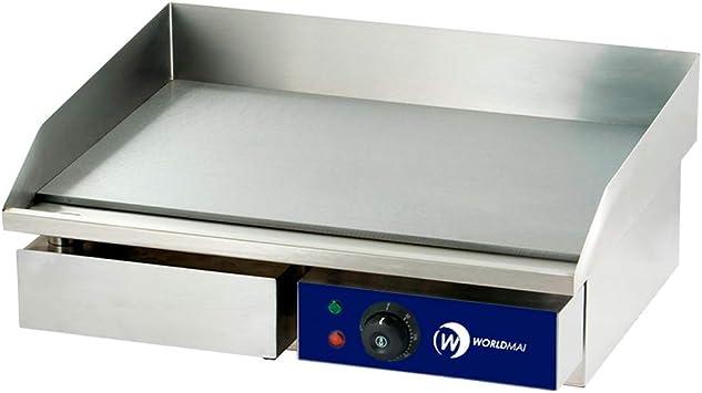 Plancha eléctrica industrial cocina - Maquinaria Bar Hostelería: Amazon.es: Hogar