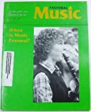 img - for Pastoral Music, April-May 1980, Volume 4 Number 4 book / textbook / text book