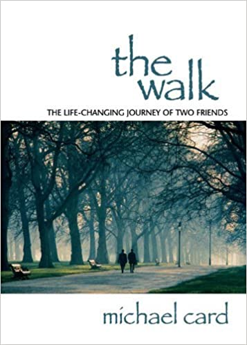 Book By Michael Card THE WALK