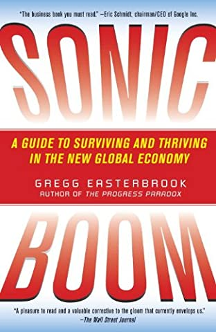 Sonic Boom: Globalization at Mach Speed (Sonic Boom Kindle)