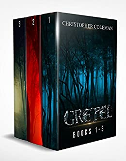 The Gretel Series: Books 1-3 (Gretel Series Boxed set) (A gripping psychological and horror thriller with shocking twists and turns)