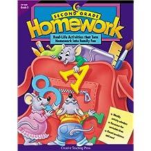 Second Grade Homework: Real-life Activities that Turn Homework into Family Fun