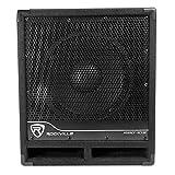 """Rockville New RBG10S Bass Gig 10"""" 1200 Watt Active Powered PA Subwoofer DJ/Pro"""