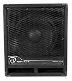 "Rockville New RBG10S Bass Gig 10"" 1200 Watt Active Powered PA Subwoofer DJ/Pro"