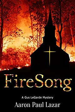 FireSong: the secret room (LeGarde Mysteries Book 4)