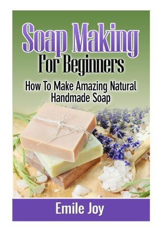 Buy soap making books for beginners