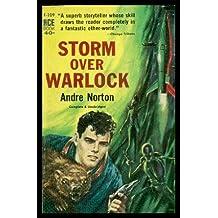 STORM OVER WARLOCK - A Forerunner Adventure