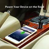 Car Charger, Ugreen Dual USB Port Car Charger