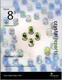 crystal reports developer guide pdf