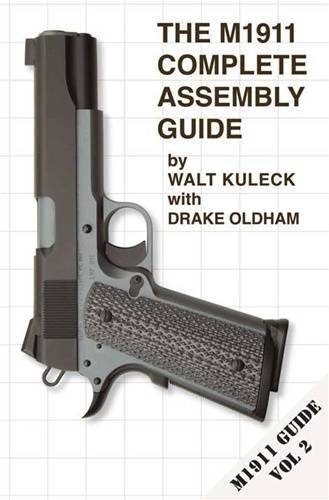 Price comparison product image The M1911 Complete Assembly Guide (Vol 2)