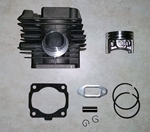 Cylinder Piston Kit Fits Stihl MS200 MS200T 020 Chainsaw 40MM Replaces 1129 020 1202