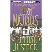 Lethal Justice(Cass)Lib(Unabr.)