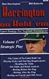 : Harrington on Hold 'em Expert Strategy for No Limit Tournaments, Vol. 1: Strategic Play