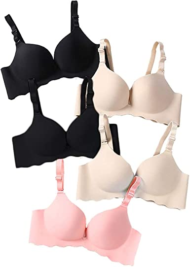 Handmade Beautiful Bra Princes-Pink Padded Size up to 38 D
