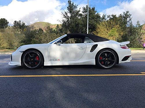 Amazon.com: Porsche 991 Turbo Wicked Side Rocker panel, Side Skirts for Turbo & Turbo S: Automotive
