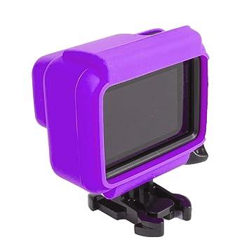 8d172f47bd786 Capa Case Protetora Silicone Câmeras GoPro Hero (2018) Hero 5 Black Hero 6  Black