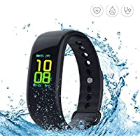 Yeartown Fitness Tracker, Activity Tracker OLED Color...