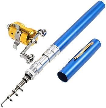 1,4 mt Tragbare Stift Angelrute Stift Pol Mini Stift
