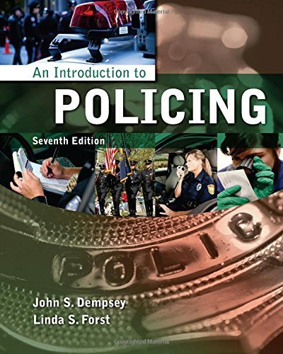 An Introduction to Policing 7th edition by Dempsey, John S., Forst, Linda S. (2013) Paperback