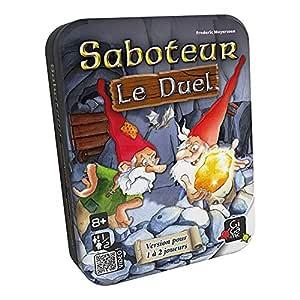 GIGAMIC AMSLD – Saboteur: Le Duel: Amazon.es: Juguetes y juegos