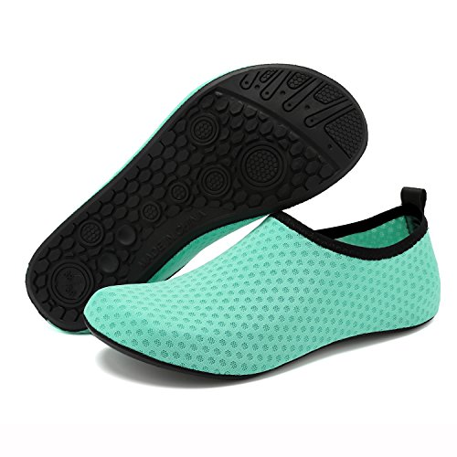 Eastsure Shoes Beach Sport All Socks Mint Women Yoga Water Green Swim Mesh Men Snorkeling For Surf Aqua rF41r