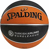 Spalding TF-150 Euroleague Basketbol Topu Turkish Airlines Euro/Turk TOPBSKSPA247