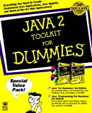 img - for Java Toolkit for Dummies with CDROM book / textbook / text book