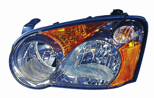 Subaru Impreza Headlight Replacement - Depo 320-1116L-AS7 Subaru Impreza/Outback Driver Side Replacement Headlight Assembly