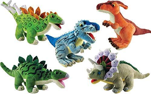 Cuddle Zoo 12 inch Dinosaur - SET of 5