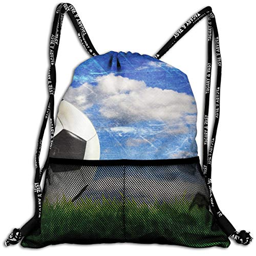 Background-desktop-sports-wallpapers-165255 Unisex Large Sport Sack Drawstring Backpack Waterproof Stadium Shoulder Bags Home Travel School Storage -
