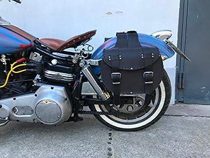 Indio Alforjas Chopper Motorista Moto Caja Lateral Calidad ...
