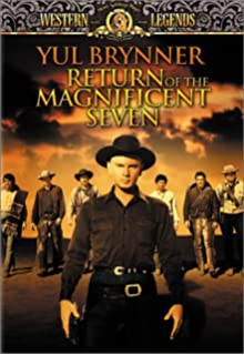 Amazon invitation to a gunfighter yul brynner janice rule return of the magnificent seven stopboris Gallery
