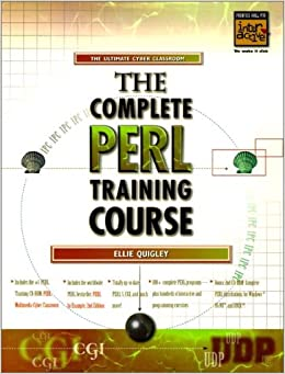 Book Complete PERL Training Course, The