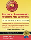 Electrical Engineering Problems and Solutions, Jones, Lincoln D., 1576450333