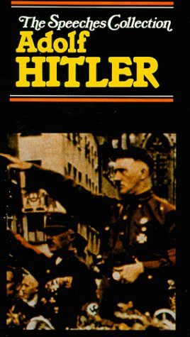 Adolf Hitler - The Speeches Collection [VHS] - Speeches Collection