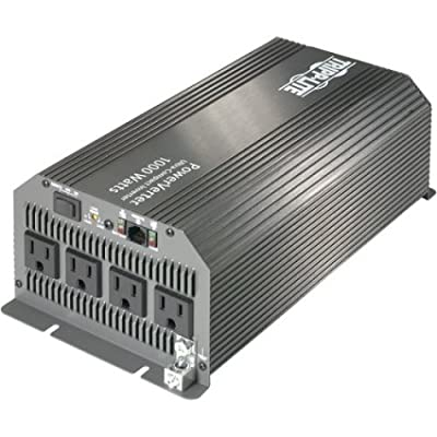 Tripp Lite Power Inverter / Charger w/ Auto Transfer Switching, Outlets for RVs, Trucks, Fleet Vehicles & Emergency Vehicles