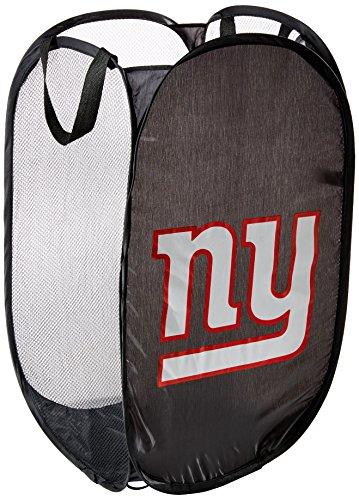 New York Giants Team Logo Laundry Hamper
