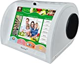 Netchef G3, Voice Search Online Grocery Shopping & Recipes, Home Surveillance, Video Chat, and much more!