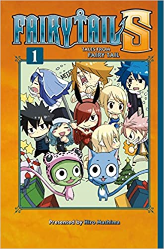 Fairy Tail S Volume 1 Tales From Fairy Tail Hiro Mashima