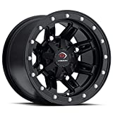 Vision Five-Fifty ATV/UTV 14x8 4x156 -10mm Matte Black Wheel Rim