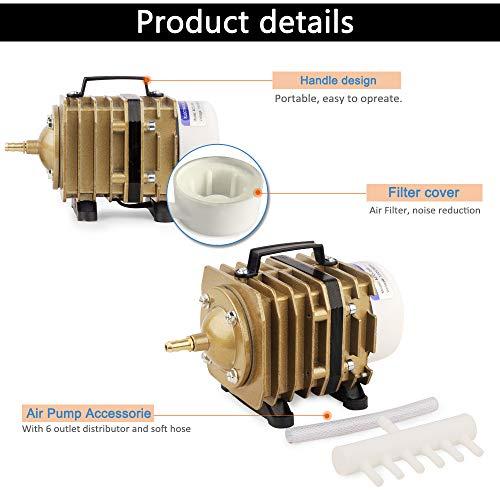 Buy high output aquarium air pump